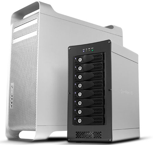 DVNEST CoreRaid HD 8TB.