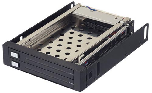 SYBA Connectland Mobile Rack for 2.5
