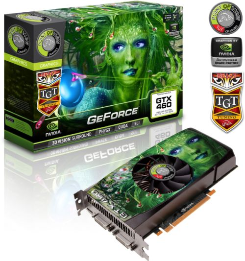 TGT GeForce GTX 460 BEAST Edition