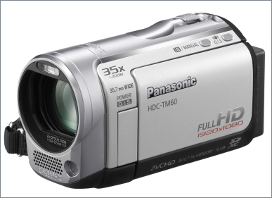 Panasonic HDC-TM60