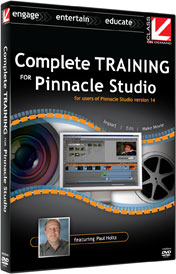 Complete Training for Pinnacle Studio v.14