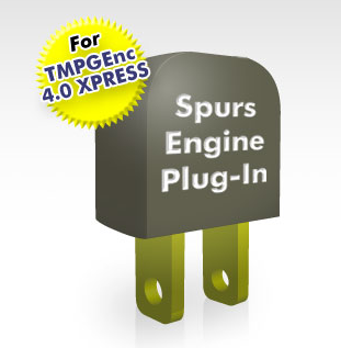 Movie Plug-in для TMPGEnc 4.0 XPress
