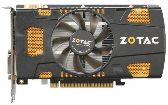 Zotac GeForce GTX 550 Ti AMP! Edition